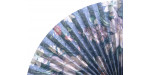 L119 Pleated Decorative Fan
