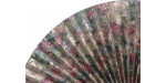 L121 Pleated Decorative Fan