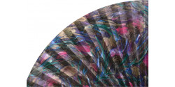 L158 Pleated Decorative Fan Clearance