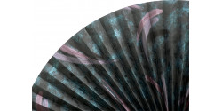 L265 Pleated Decorative Fan