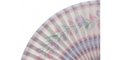 L300b Pleated Decorative Fan Clearance