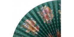 L306 Pleated Decorative Fan Clearance