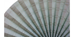 L482 Pleated Decorative Fan