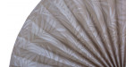 L490 Pleated Decorative Fan