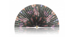 L141 Pleated Decorative Fan