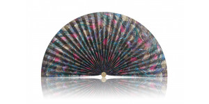 L158 Pleated Decorative Fan