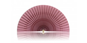 L201 Pleated Decorative Fan