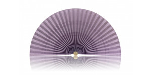 L203 Pleated Decorative Fan