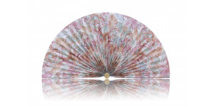L234 Pleated Decorative Fan