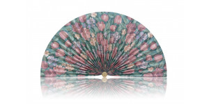 L250 Pleated Decorative Fan