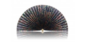 L254 Pleated Decorative Fan