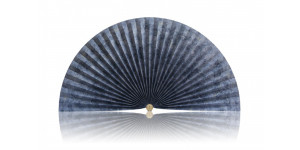 L256 Pleated Decorative Fan