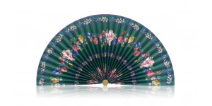 L305 Pleated Decorative Fan