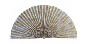 L391 Pleated Decorative Fan