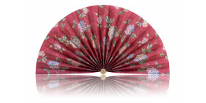 L400 Pleated Decorative Fan