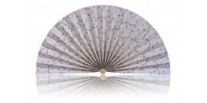 L404 Pleated Decorative Fan