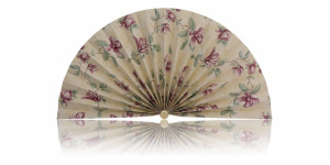 L410 Pleated Decorative Fan