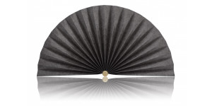 L431 Pleated Decorative Fan