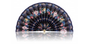 L432 Pleated Decorative Fan