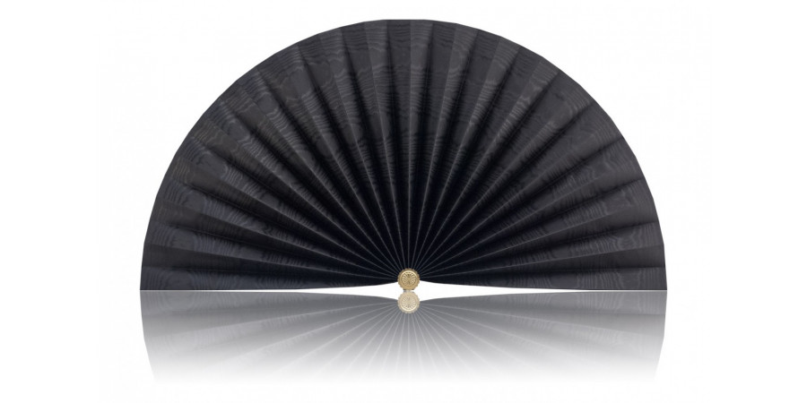 L433 Pleated Decorative Fan