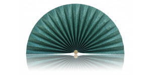 L443 Pleated Decorative Fan