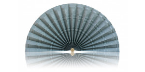 L444 Pleated Decorative Fan