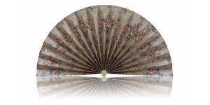 L456 Pleated Decorative Fan