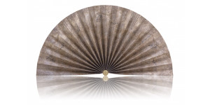 L457 Pleated Decorative Fan