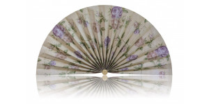 L486 Pleated Decorative Fan