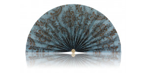 L501 Pleated Decorative Fan