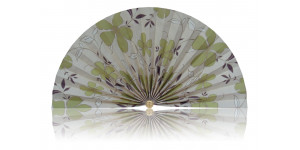 L506 Pleated Decorative Fan