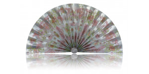 L507 Pleated Decorative Fan